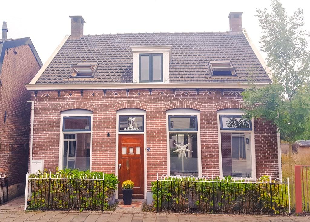 Mutters makelaardij te koop verrassend ruime woning vol originele elementen in het hart van - Foto huis in l ...