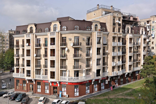 For rent: 8-8 Angia Bochorishvili Street, Tbilisi