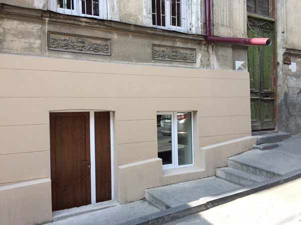 For rent: 22-22 Dimitri Bakradze Street, Tbilisi