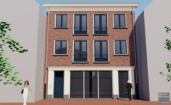 Te koop: Dorpsstraat 103b, 2421 AW Nieuwkoop