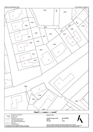Floorplan - Helling 42, 5991 BE Baarlo