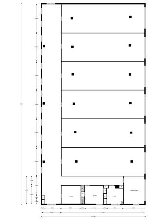 Floorplan - Molenakkerstraat 10, 5066 PV Moergestel