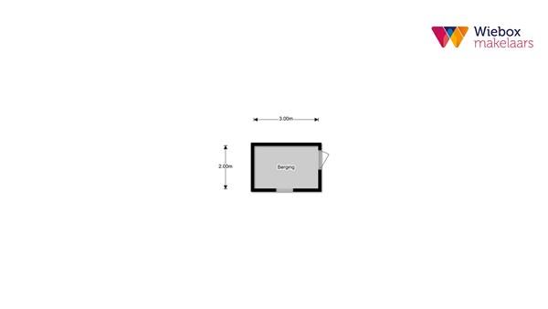 Floorplan - Dokter Hiemstralaan 67, 4205 KK Gorinchem