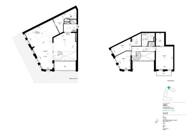 Floorplan - Coenensparkstraat Bouwnummer I.1.0, 7202 AN Zutphen