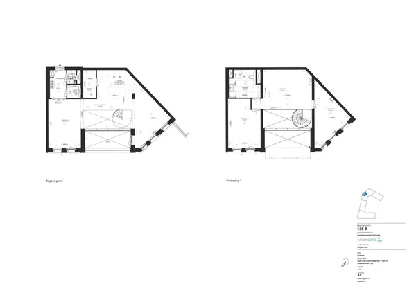 Floorplan - Bouwnummer I.2.0, 7202 AN Alblasserdam