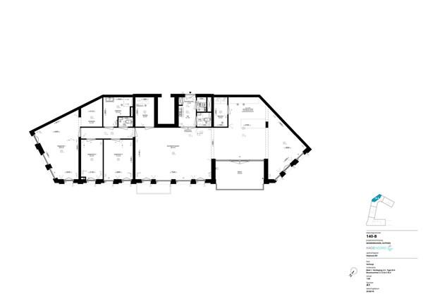 Floorplan - Bouwnummer I.10.3, 7202 AN Alblasserdam