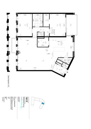 Floorplan - Coenensparkstraat Bouwnummer I.12.4, 7202 AN Zutphen