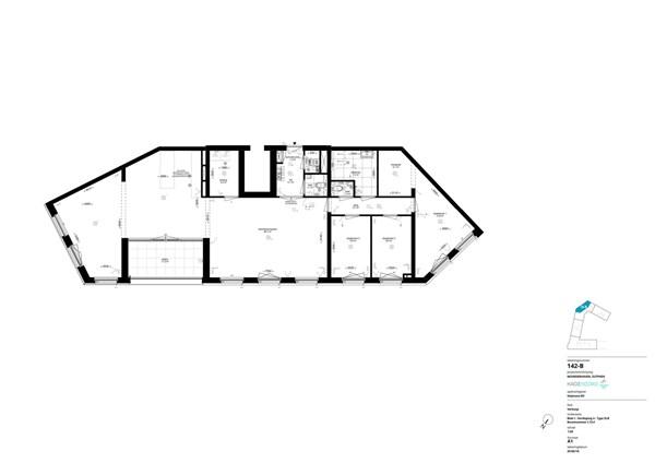 Floorplan - Bouwnummer I.13.4, 7202 AN Alblasserdam
