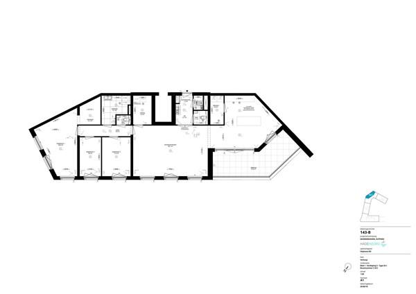 Floorplan - Bouwnummer I.16.5, 7202 AN Alblasserdam