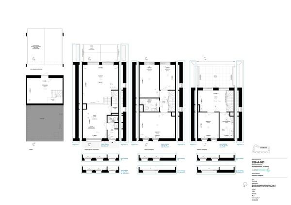 Floorplan - Coenensparkstraat Bouwnummer A.6, 7202 AN Zutphen