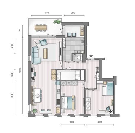 Floorplan -