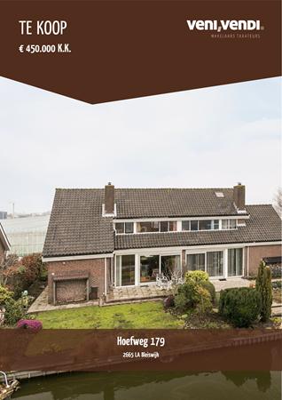 Brochure preview - Hoefweg 179, 2665 LA BLEISWIJK (1)