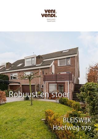 Brochure preview - Hoefweg 179, 2665 LA BLEISWIJK (2)