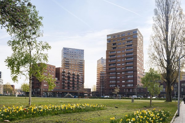 Sold subject to conditions: Waterlandplein 22K3, 1024 LW Amsterdam
