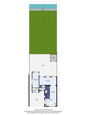 Floorplan - Niesenoort 4, 1141 BM Monnickendam