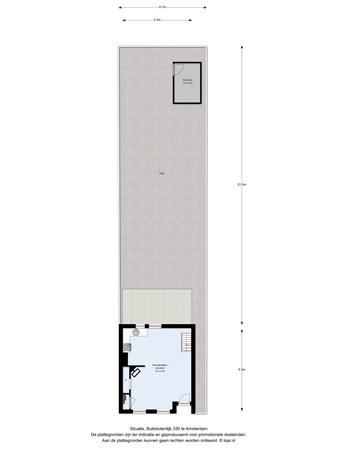 Floorplan - Buiksloterdijk 324, 1034 ZE Amsterdam