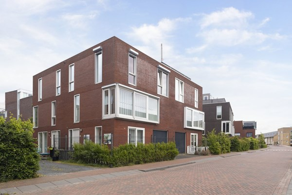 Verkocht onder voorbehoud: Kwekerijlaan 16, 1036 KC Amsterdam
