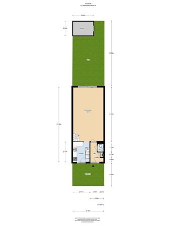 Floorplan - N. Lansdorpstraat 9, 1022 KB Amsterdam