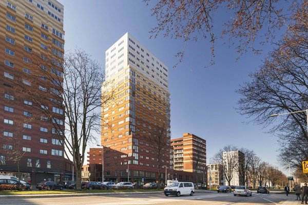 Verkauft: IJdoornlaan 261U4, 1024 KM Amsterdam