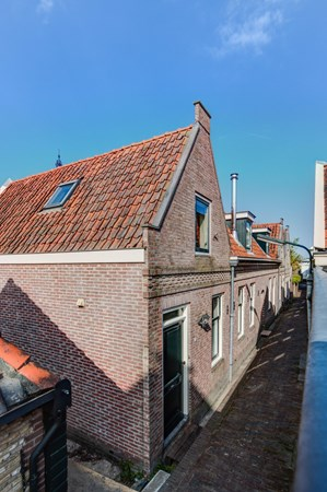 Sold subject to conditions: Griet Scheeljannessteeg 1, 1141 DZ Monnickendam