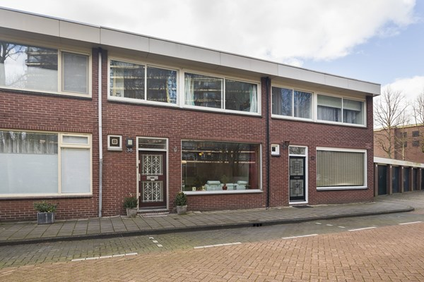 Property photo - Hilverbeekstraat 38, 1024KL Amsterdam