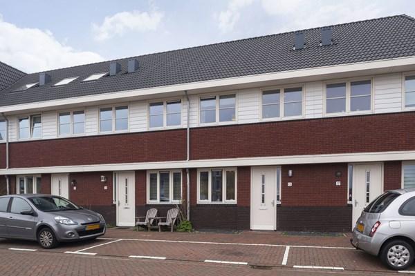 Sold: Paradijsappelstraat 15, 1036 LL Amsterdam