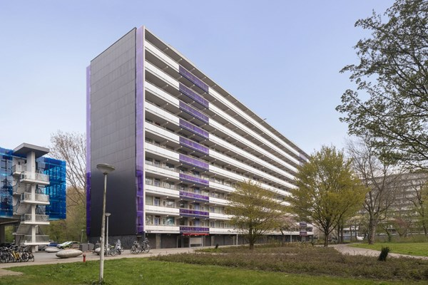 Verkocht onder voorbehoud: Torenmolen 36, 1035 AW Amsterdam