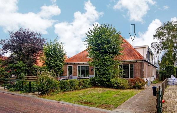 Verkocht: Dorpsweg Ransdorp 82, 1028 BS Amsterdam