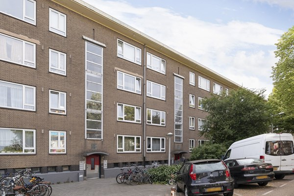 For sale: Granidastraat 60II, 1055 HN Amsterdam