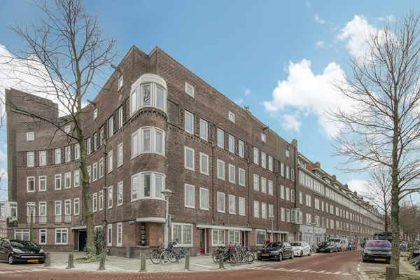 Verkauft: Postjeskade 17I, 1058 DE Amsterdam