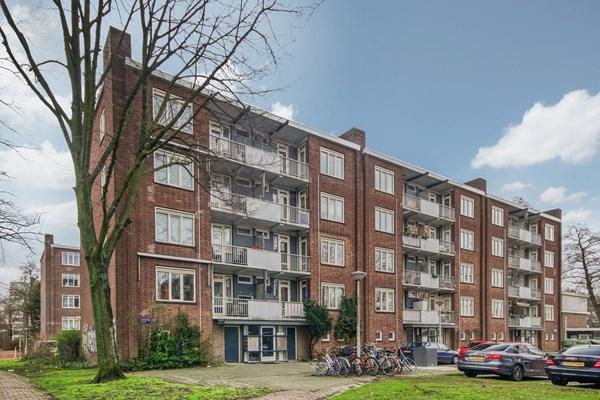 Verkocht onder voorbehoud: Johannes Meewisstraat 48II, 1063 CJ Amsterdam