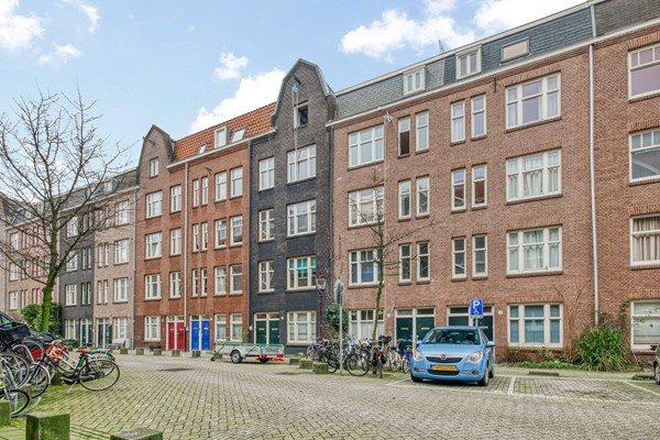 For sale: De Kempenaerstraat 30huis, 1051 CP Amsterdam