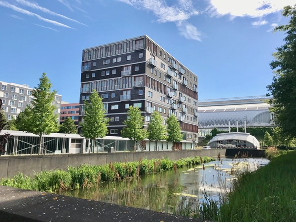 Sold subject to conditions: Anna Blamansingel 2, 1102 SR Amsterdam Zuid-Oost
