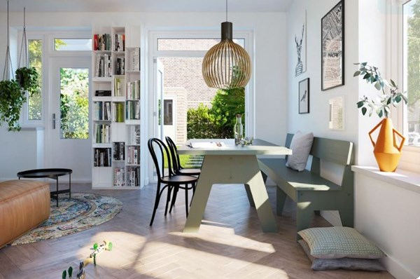 Käufer vorgemerkt: Meidoornplein 15hs, 1031 GA Amsterdam