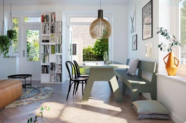 Verkocht onder voorbehoud: Meidoornplein 5hs, 1031 GA Amsterdam