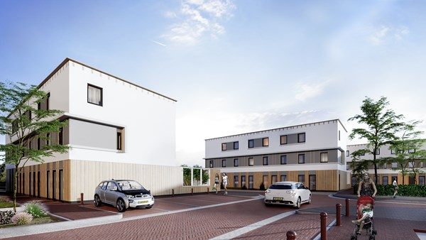 Sold subject to conditions: Bouwnummer Construction number 138, 1035 XR Amsterdam