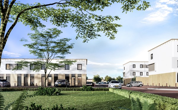 Sold subject to conditions: Bouwnummer Construction number 137, 1035 XR Amsterdam