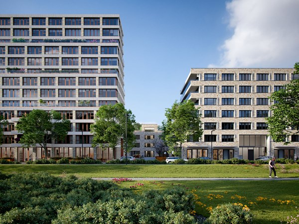 Medium property photo - Faas Wilkesstraat Bouwnummer 73, 1095 MD Amsterdam