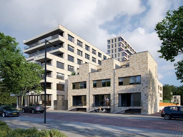 Medium property photo - Faas Wilkesstraat Bouwnummer 54, 1095 MD Amsterdam
