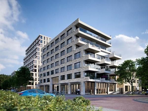 Hat eine Option erhalten.: Faas Wilkesstraat Bau Anzahl 62, 1095 MD Amsterdam