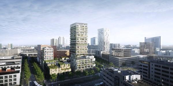 Hat eine Option erhalten.: Bouwnummer Bau Anzahl 8, 1043 Amsterdam