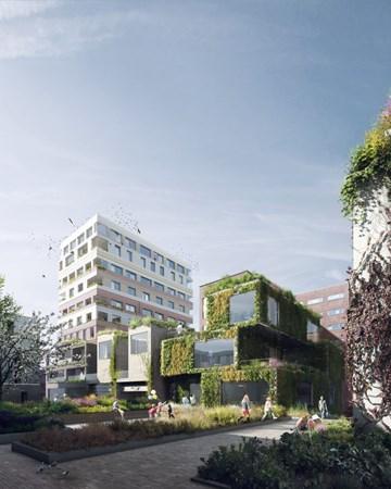 Hat eine Option erhalten.: Bau Anzahl 123, 1043 Amsterdam
