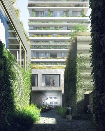 Medium property photo - Bouwnummer Bouwnummer 123, 1043 Amsterdam