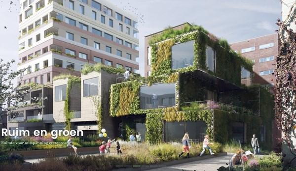 Hat eine Option erhalten.: Bau Anzahl 106, 1043 Amsterdam