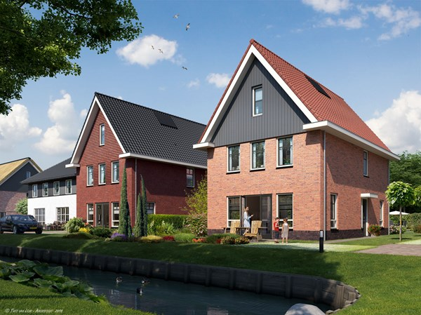Sold subject to conditions: Bouwnummer Construction number 10, 1445 Purmerend