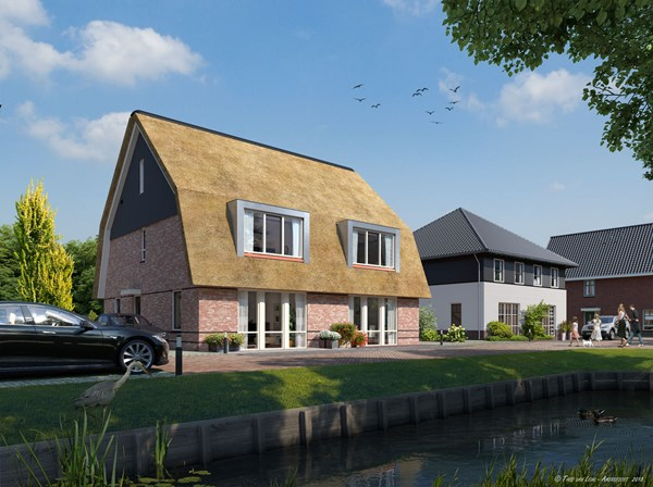 Sold subject to conditions: Bouwnummer Construction number 23, 1445 Purmerend