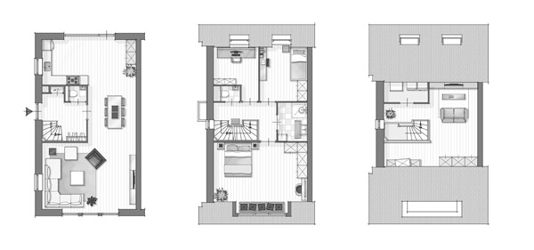 Medium property photo - Bouwnummer Construction number 23, 1445 Purmerend