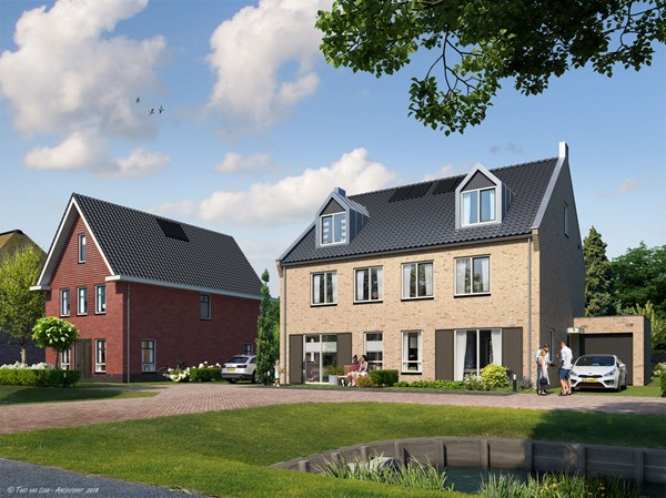 Has received an option.: Bouwnummer Construction number 9, 1445 Purmerend