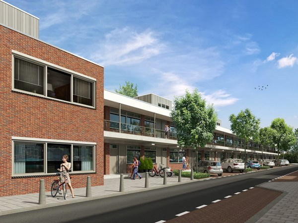 Has received an option.: Bouwnummer Construction number 10, 1068 BZ Amsterdam
