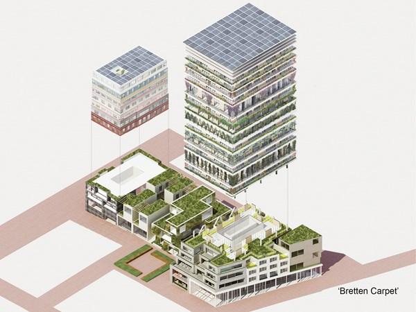 Medium property photo - Bouwnummer Bouwnummer 3, 1043 Amsterdam